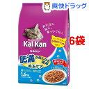 カルカン ドライ 肥満が気になる猫用 毛玉ケア まぐろと野菜味 / カルカン(kal kan)☆送料無料☆