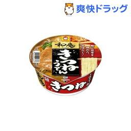 マルちゃん 和庵(なごみあん) きつねうどん 西(1コ入)[うどん カップ麺 非常食]