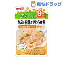 赤ちゃん村 かぶと豆腐のやわらか煮(80g)【赤ちゃん村】[離乳食・ベビーフード ピジョン]