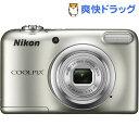 ニコン デジタルカメラ クールピクス A10 シルバー(1台)【クールピクス(COOLPIX)】【送料無料】 - 爽快ドラッグ