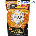 ボールド ジェルボール スプラッシュサンシャイン 詰替え用 超お得サイズ(48コ入)【ボールド】