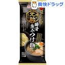 マルタイ 一幸舎監修 豚骨魚介つけ麺(1食入)
