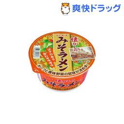 ニュータッチ 懐かしのみそラーメン(1コ入)【ニュータッチ】[カップラーメン カップ麺 インスタントラーメン非常食]