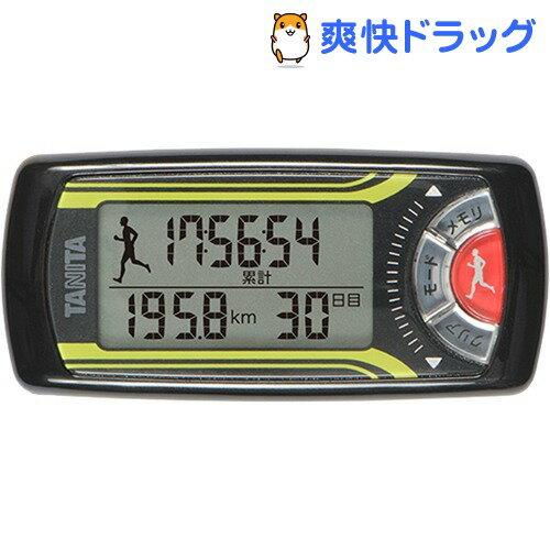 タニタ 活動量計 カロリズム フォージョギング メタリックブラック EZ-063-BK(1台)【タニタ(TANITA)】【送料無料】