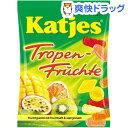 カッチェス トロピカルフルーツグミ(200g)