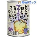 パンの缶詰 ブルーベリー味(100g)【パンの缶詰】[非常食 防災グッズ]