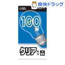 OHM ���ꥢ�ŵ� 100W LC100V100W60��1P(1����)