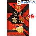 湖池屋 KOIKEYA PRIDE POTATO 大漁 海老祭り(60g*4袋セット)【湖池屋(コイケヤ)】