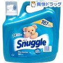 スナッグル スーパーウルトラ リキッドブルースパークル(4.43L)【スナッグル(snuggle)】[柔軟剤]