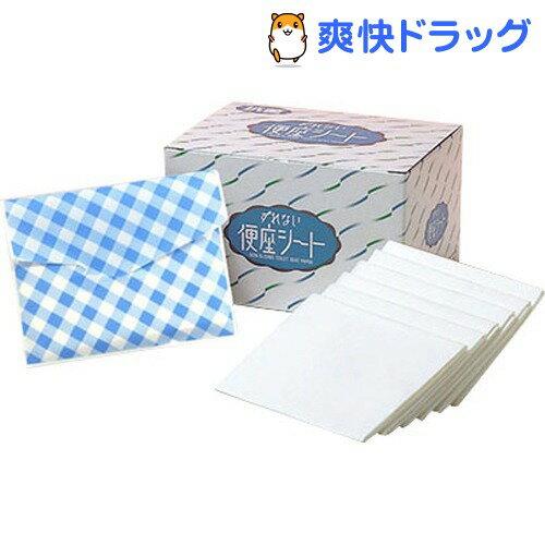 ずれない便座シート(70枚入)[便座シート トイレ用品]...:soukai:10044794