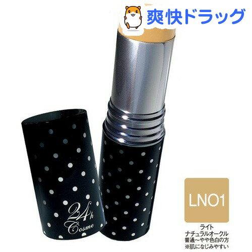 24h cosme プレミアム スティックカバーファンデーション LNO1(1本入)【24h cosme】【送料無料】