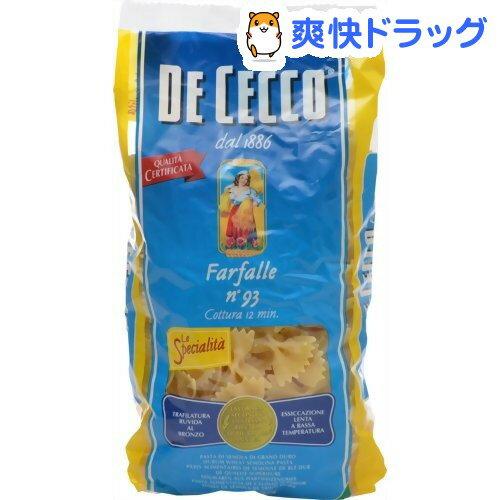 ディチェコ No.93 ファルファーレ(500g)【ディチェコ(DE CECCO)】[パス…...:soukai:10151485
