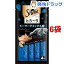シーバ とろ〜りメルティ シーフードミックス味(12g*4本入*6コセット)【シーバ(Sheba)】