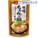 ダイショー ちゃんこ鍋スープ 味噌味(750g)...