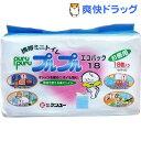 携帯ミニトイレ プルプル エコパック(18コ入)【ケンユー ...