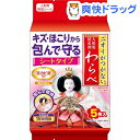 ニオイがつかない 人形用防虫剤わらべ(5枚入)【わらべ】