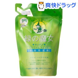 <strong>緑の魔女</strong> キッチン パウチ入り(360ml)【<strong>緑の魔女</strong>】