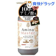 アミノマスター モイストリッチシャンプー(500mL)【アミノマスター(Amino Master)】【送料無料】