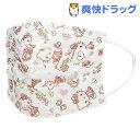 不織布子供マスク 箱入 キティ(30枚入)