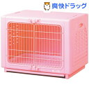 ペッツルート ワンルーム ステンレス ピンク Sサイズ(1コ入)【送料無料】