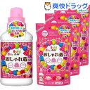 ボールド 香りのおしゃれ着洗剤 本体 つめかえ用 3コセット(1セット)【ボールド】 ボールド 詰め替え