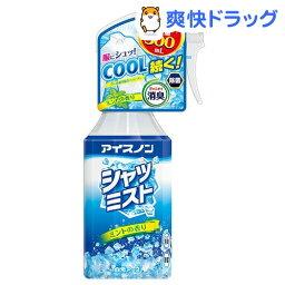 アイスノン シャツミスト ミントの香り(300mL)【アイスノン】