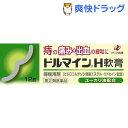 【第(2)類医薬品】ドルマインH軟膏(12g)