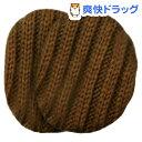 イヤーラックス ワッフル ブラウン(S〜Mサイズ(5cm〜8cm)1組)【イヤーラックス】
