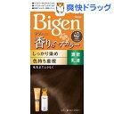 ビゲン 香りのヘアカラー 乳液 4D 落ち着いたライトブラウン(1セット)【ビゲン】[白髪染め]