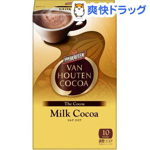 バンホーテン ザ・ココア ミルクココア(10本入...の商品画像