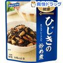 はごろもフーズ おかずで健康 ひじきの炒め煮(60g)