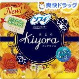 苏菲 Kiyora fragrance豪华伊朗伊朗的香味儿(72张(件)入)【苏菲】[ソフィ Kiyora フレグランスラグジュアリーイランイランの香り(72枚入)【ソフィ】]