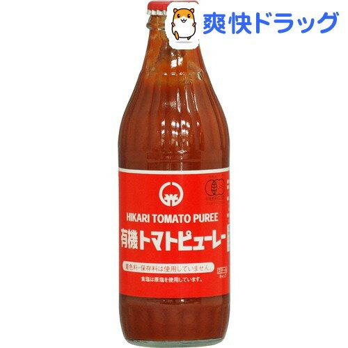 光食品 有機トマトピューレー(320g)