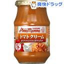 カゴメ アンナマンマ トマトクリーム(330g)【アンナマンマ】