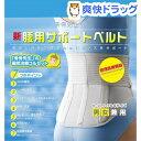 骨骨先生の新腰用サポートベルト Sサイズ(1枚入)【骨骨先生】[サポーター コルセット]【送料無料】