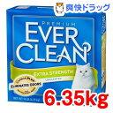 猫砂 エバークリーン 小粒・微香タイプ(6.35kg)【エバークリーン】[エバークリーン 微香 猫砂 ねこ砂 ネコ砂 鉱物 ペット]【送料無料】