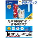インクジェット用スーパーファイン用紙 A4サイズ JP-EM5NA4-100(100枚入)