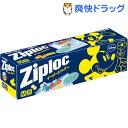 ジップロック イージージッパー M ミッキーマウス(10枚入)【soukai_0209】【Ziploc(ジップロック)】