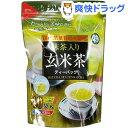 宇治森徳かおりちゃん 抹茶入玄米茶ティーパック(2g*40袋入)