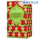 パッカ オーガニックハーブティー アップル&シナモン(20包)【パッカ】