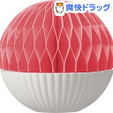 ロッカ 紙の加湿器 ボール ピンク RC-KP1303PK(1コ入)【ロッカ(Rocca)】[加湿器 卓上 風邪 ウィルス 予防]【送料無料】