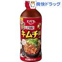 エバラ キムチ鍋の素(500mL)【エバラ】...