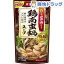 ダイショー 鶏南蛮鍋スープ(750g)