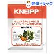 クナイプ バスソルト オレンジ(40g)【クナイプ(KNEIPP)】[クナイプ オイル バスソルト 入浴剤]