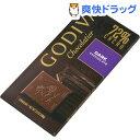 ゴディバ タブレット ダークチョコレート(100g)【ゴディ...