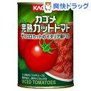 カゴメ 完熟カットトマト缶(400g)