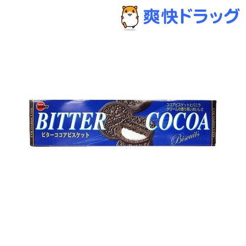 ブルボン ビターココアビスケット(14枚入)