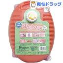 ポリ湯たんぽ 小 袋付 2.4L(1コ入)...