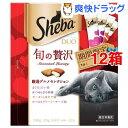 シーバデュオ 旬の贅沢厳選グルメセレクション 期間限定(20g*12袋入)【シーバ(Sheba)】【送料無料】