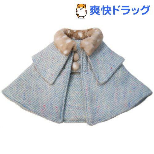 キャットプリン フィリップちゃんの英国風コート ブルー(1枚入)【送料無料】